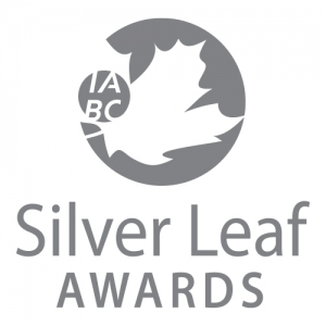 2014 IABC Silver Leaf National Awards of Excellence (Nonprofit Campaign and Audio/Visual)