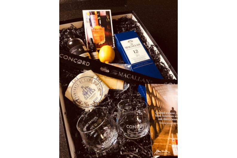 The Macallan Gift Box