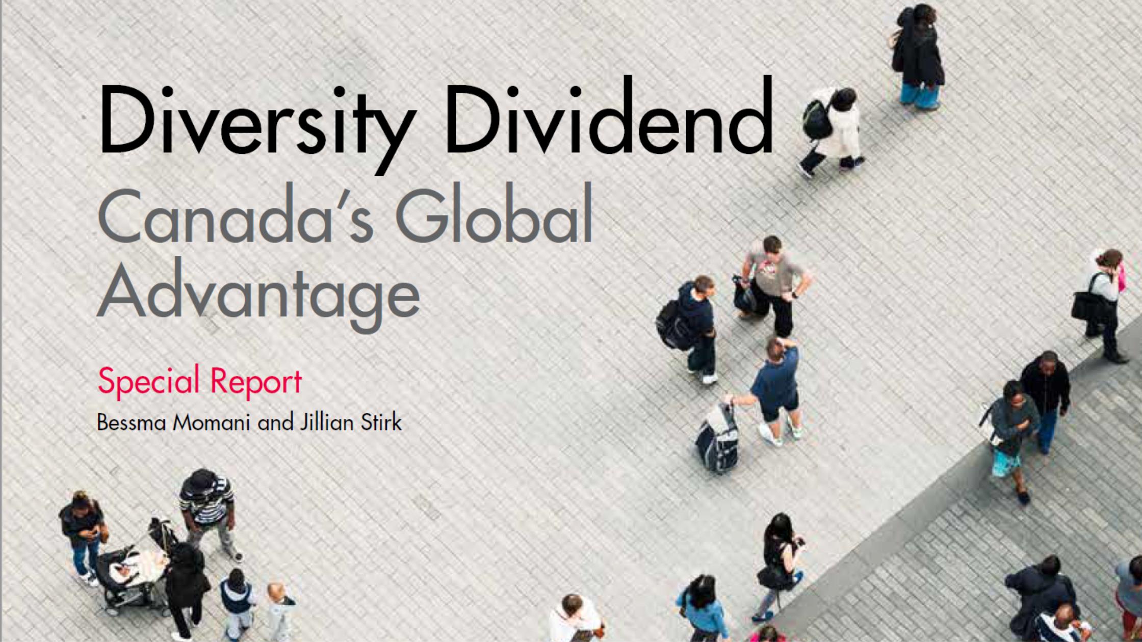 Diversity Dividend: Canada's Global Advantage
