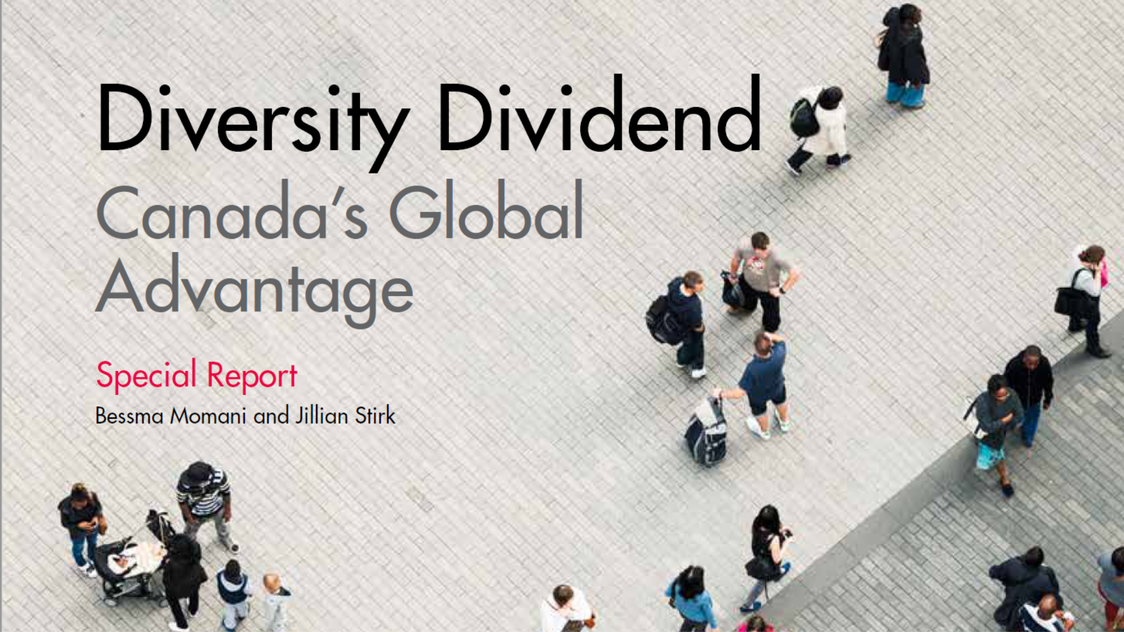 Diversity Dividend: Canada's Global Advantage
